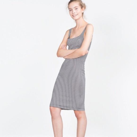 906ac277a5400 Zara Basic Sleeveless Striped Dress sz M. NWT. Zara.  M 5bf9f7cd8ad2f90a47b97a32. M 5bf9f7cd194dad7134ef71f9.  M 5bf9f7cdbb76157554429212